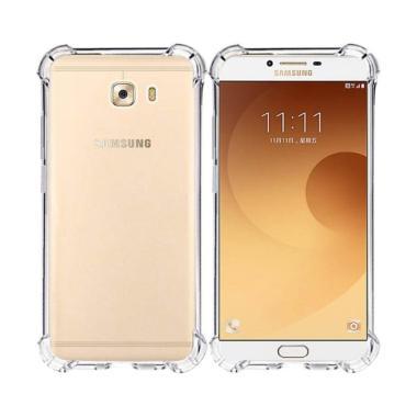 OEM Anti Crack TPU Casing for Samsung Galaxy C9 Pro