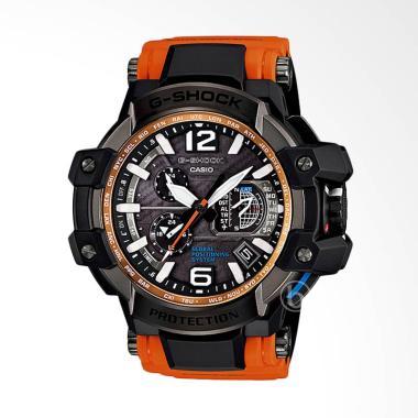 CASIO G-SHOCK GPW-1000-4A GPS Hybri ... r Jam Tangan Pria - Black