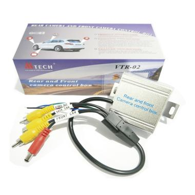 MTECH VTR-02 Modul Kamera Mobil [Depan & Belakang]