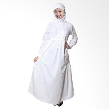 Fayrany FGP-005A Busana Muslim Gamis Anak - Putih