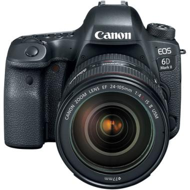 Canon EOS 6D Mark II kit 24-105mm F-4 Kamera DSLR