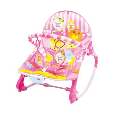Sugar Baby My Rocker 3 Stages Tea Time Bouncer