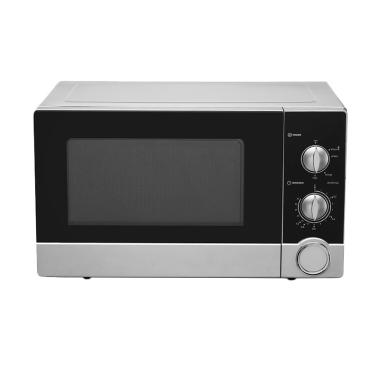 SHARP R-21D0(S)IN Microwave - Hitam Silver