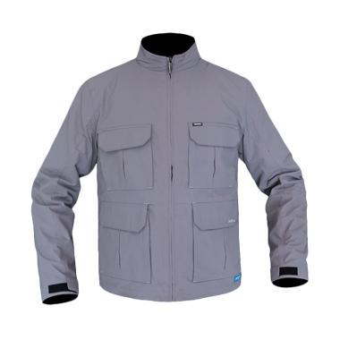 Respiro Cargo Jacket - Grey