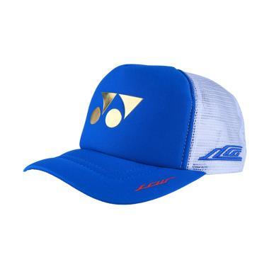 YONEX Original Tenis Badminton Unisex Cap - Blue [40000LCWEX]