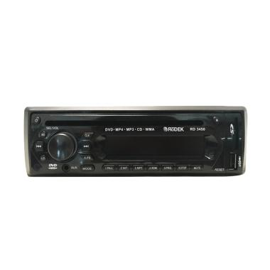Rodek RD3450 Single Din Headunit Mobil