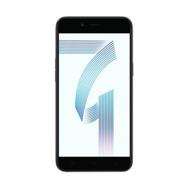 OPPO A71 Smartphone - Black [16GB/3GB]