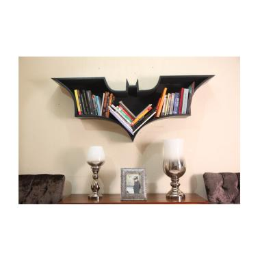Fangorn Batman Book Shelf