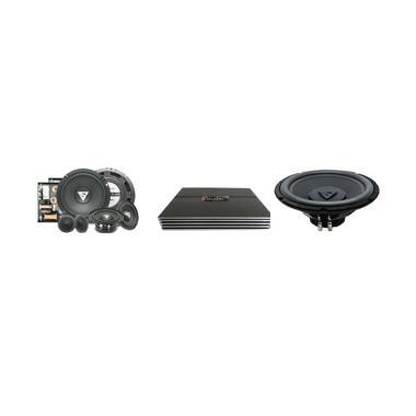 Innovation Paket Audio Mobil 3 Way 1 Power Speaker [Type A]
