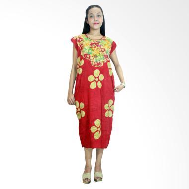 Batik Alhadi RDT006-04E Daster Yuke ... Cap Pekalongan Baju Tidur