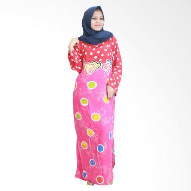 Batik Alhadi RLD001-11C Batik Cap H ... l & Menyusui - Multicolor