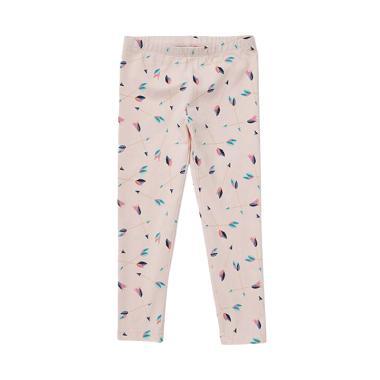Target Feather Print Celana Legging Anak Perempuan - Pink Peach