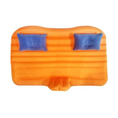 Kobucca Shop Car Interior Matras Kasur Angin Mobil - Orange
