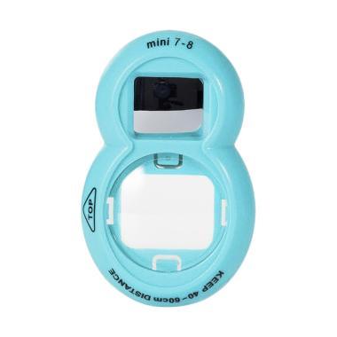 Caiul Color Selfie Mirror Lens for Fujifilm Instax 8 or 9 - Blue