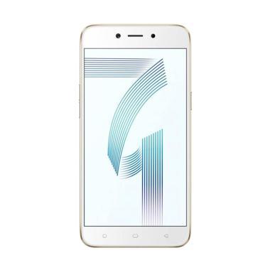 OPPO A71 Smartphone - Gold [16GB/ 3GB]