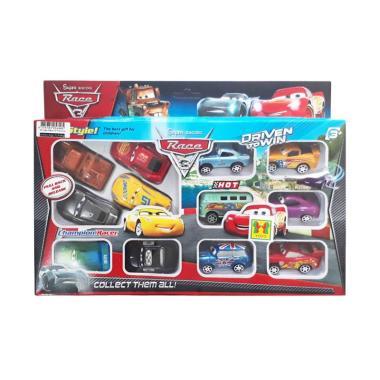 MOMO Super Racing Cars Mainan Anak