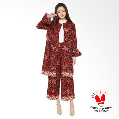 Flike Store Long Coat x Cullote Set ... ed Lovers [Without Inner]