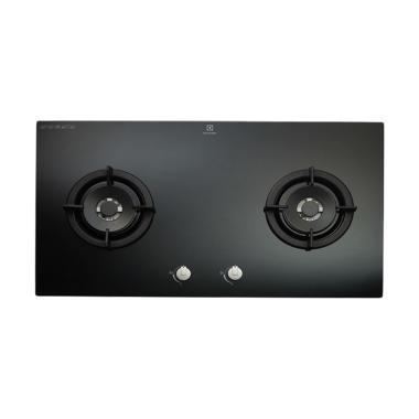 Electrolux EGT-7637-CK Kompor Gas Tanam - Black [Kaca Hitam]