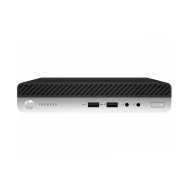 HP ProDesk 400 G3 1DJ25PA Mini PC - Black [i5-7500T/4 GB]