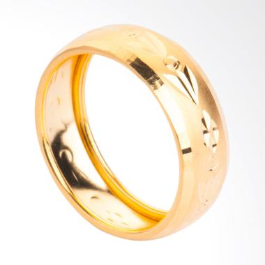 Emas Gold Gloria APL 190018 Bangkok Cincin Emas Ring 17