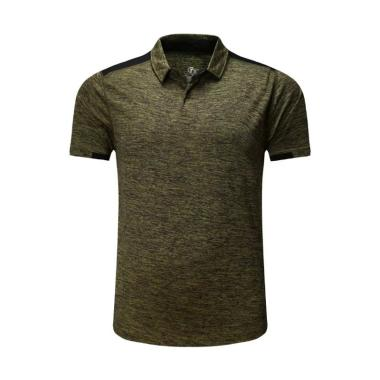 Hijau Army P029# Polo Kaos Original ... ga Polo Shirt Pria Import