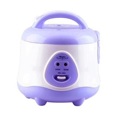 Maspion EX-0618 Rice Cooker - Violet