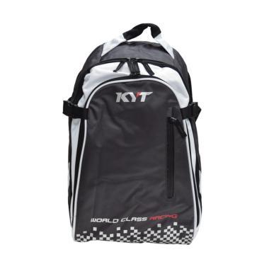 KYT Gravity Backpack - Grey White