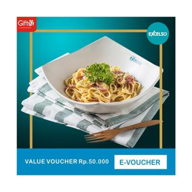 Excelso E-Voucher [Rp 50.000]
