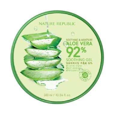 Original Nature Republic Aloe Vera 92% Soothing Gel 300ml