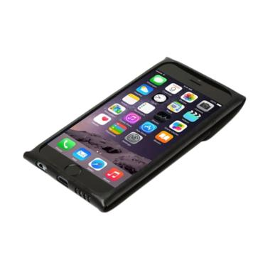 Moganics Zenus Classy Pouch Cover Casing for iPhone 6 or 6S - Hitam