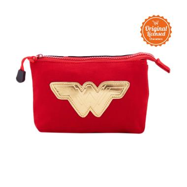 Justice League CL028JLM926210 Sanwa Wallet Tempat Pensil