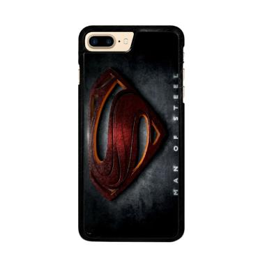 Flazzstore Man Of Steel F0537 Custo ... r iPhone 7 Plus or 8 Plus