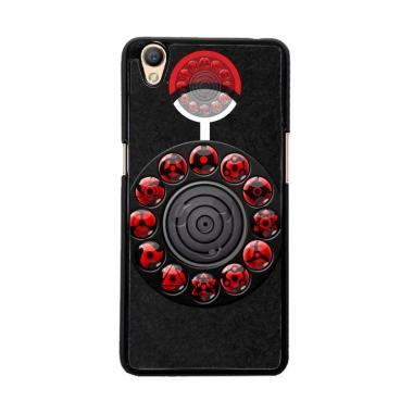 Flazzstore Sharingan Circle And Rin ... Casing for Oppo Neo 9 A37