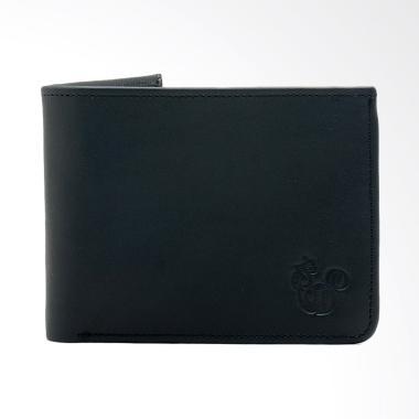 Brodo Wallet Dompet Pria - Navy Tan
