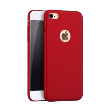 OEM Baby Skin Hardcase Casing for iPhone 6 or 6s - Red [Full Body]