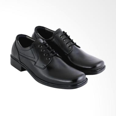 JK Collection Formal Shoes Sepatu Pria - Black [JKC-JWY 341]