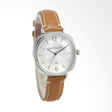 Hush Puppies HP.3836L.2522 Analog Jam Tangan Wanita - Coklat
