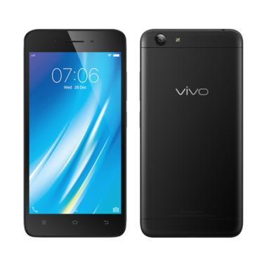 Vivo Y53 Smartphone - Matte Black [16GB/2GB4G LTE]