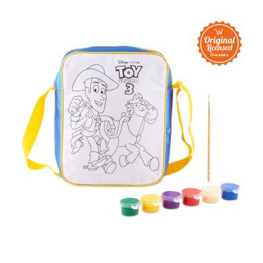 Disney Toys Story Bag Painting