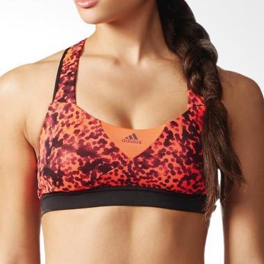 Adidas Women's GT Supernova Graphic Baju Olahraga Wanita [Bra-AA0539]