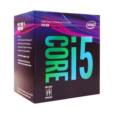 Intel i5-8400 Boxed Processor