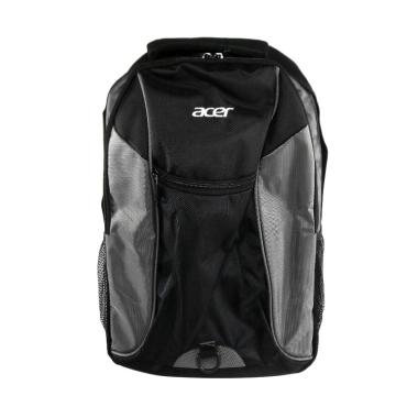 Acer Tas Ransel Laptop - Black [Original]
