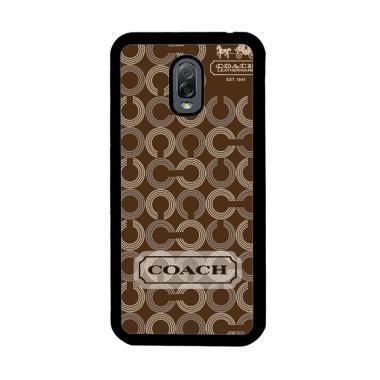 Flazzstore Coach Bag X4195 Custom Casing for Samsung Galaxy J7 Plus