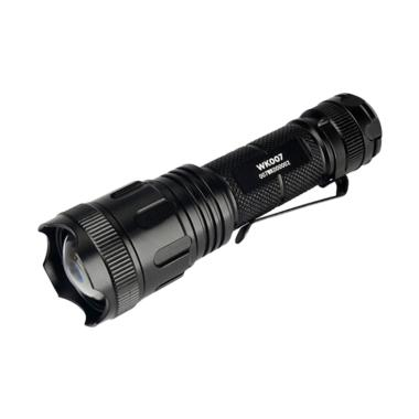 Xtar 007 Flashlight Senter LED - Black [500 Lumens]