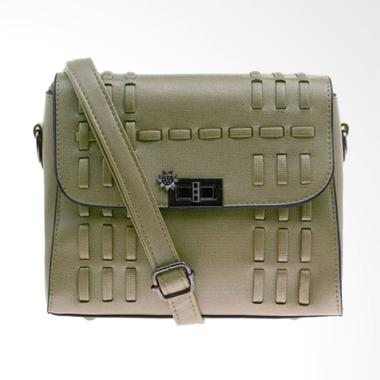 Les Femmes M170220-MB Tas Sling Bag Wanita - Light Green