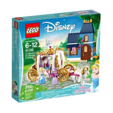 LEGO 41146 Disney Cinderella'S Ench ... ng Blocks & Stacking Toys