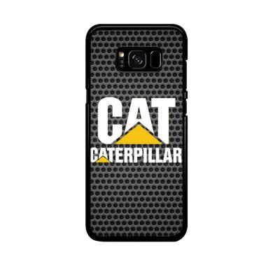Acc Hp CAT Caterpillar Carbon Z5249 Casing for Samsung Galaxy S8 Plus