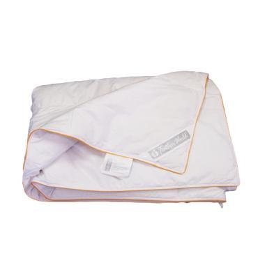 Feather World Royal Quilt Bulu Angsa Selimut - Putih