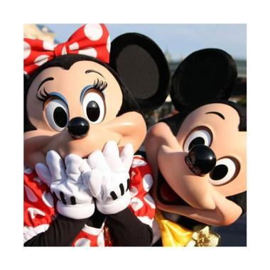 Disneyland or DisneySea Tokyo Pass E-Ticket [1 Day]