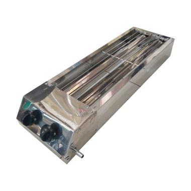 Tgas Stainless Panggangan Bakaran Gas [70 X 20 cm]